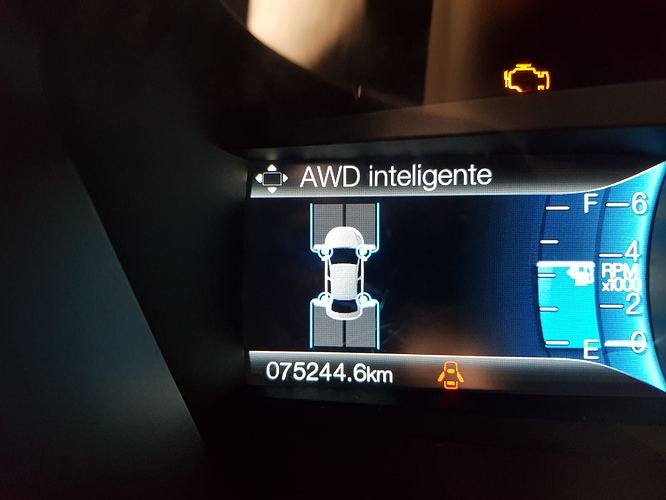 AWD Inteligente
